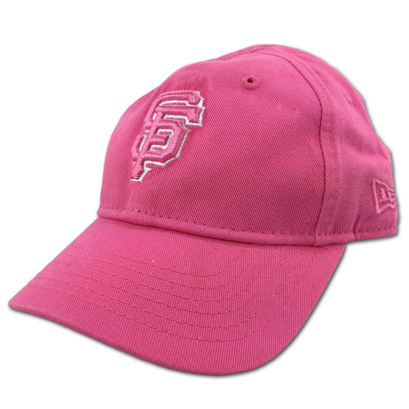 SF Giants Baby Pretty Pink Ball Cap