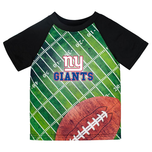 Giants Short Sleeve Field Tee