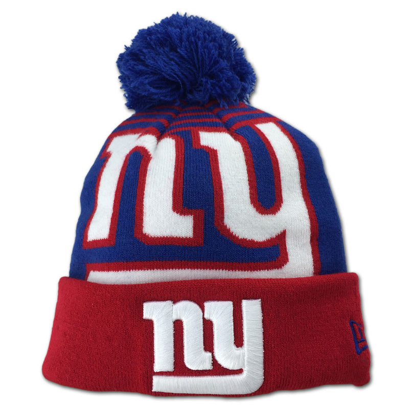 Giants Toddler Chilly Day Hat