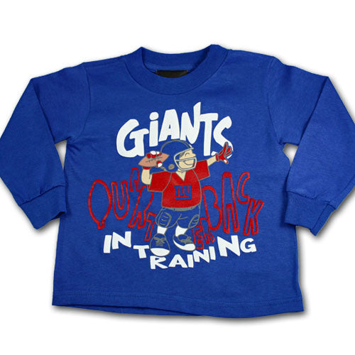 Quarterback In Training Long Sleeve Tee