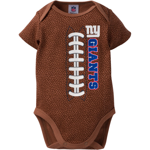 Giants Football Baby Onesie