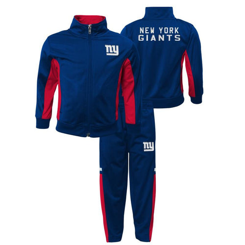 Lil' Giants Fan Track Suit