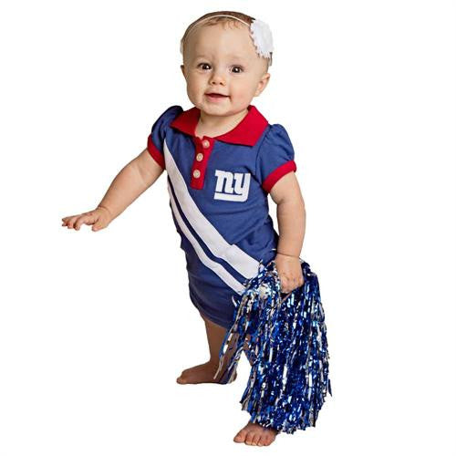 Toddler Giants Polo Dress