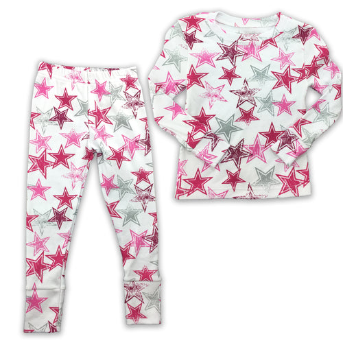 Wish Upon a Star Girl Pajamas