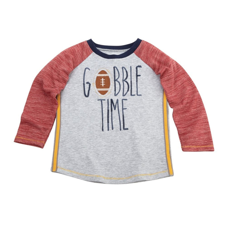 Gobble Time Thanksgiving Tee