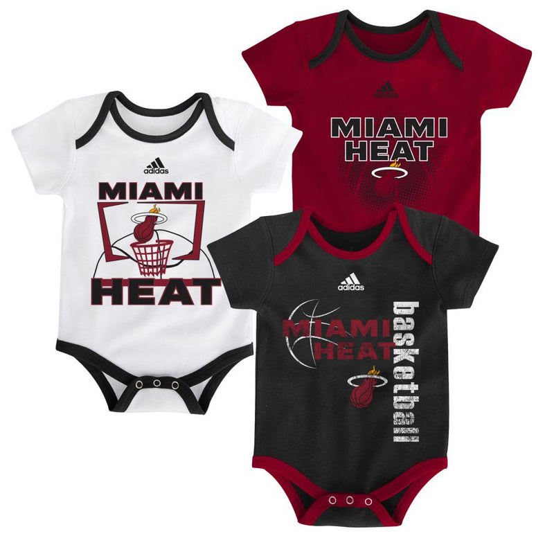 Heat Infant 3 Point Bodysuit Set