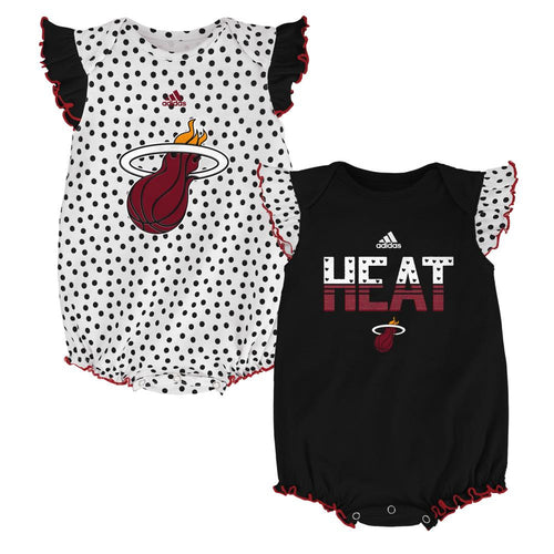 Heat Baby Girl Dotty Duo