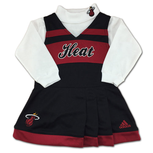 Miami Heat Cheerleader Dress