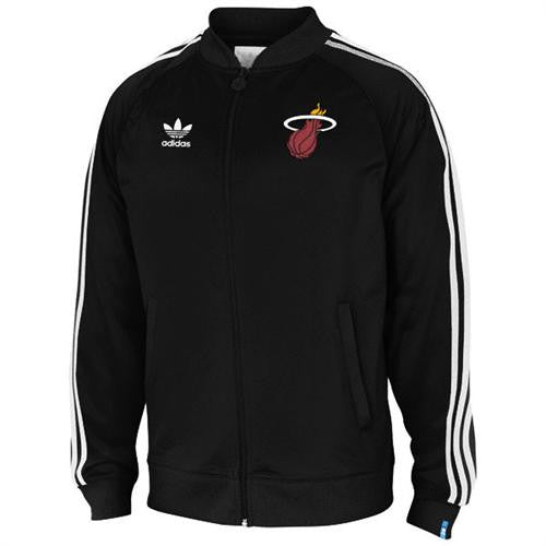 Official Heat Adidas Track Jacket (Size_2T-4T)