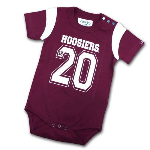 Hoosier Baby Team Bodysuit