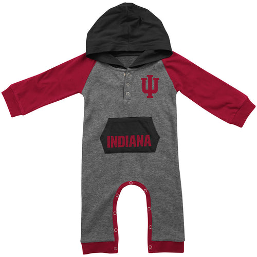 Indiana Thermal Hooded Romper