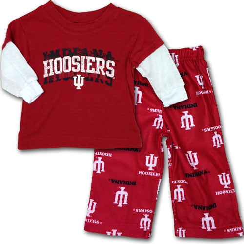 Indiana Layered Tee and Pajama Pants