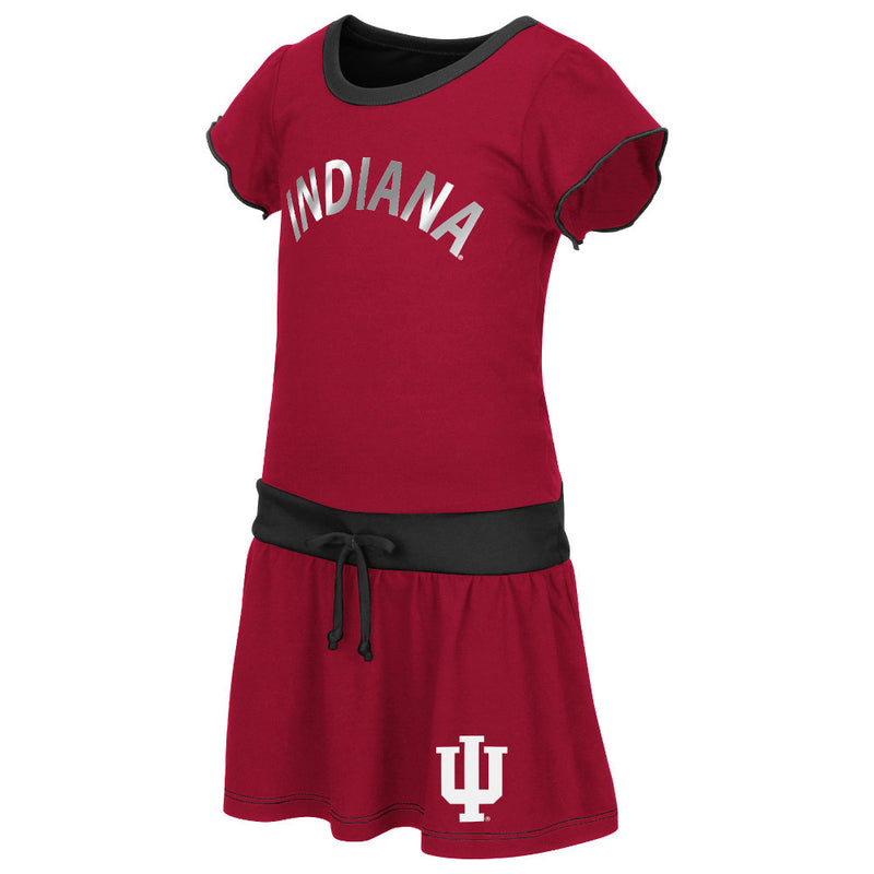 Indiana Tot Tie Front Dress