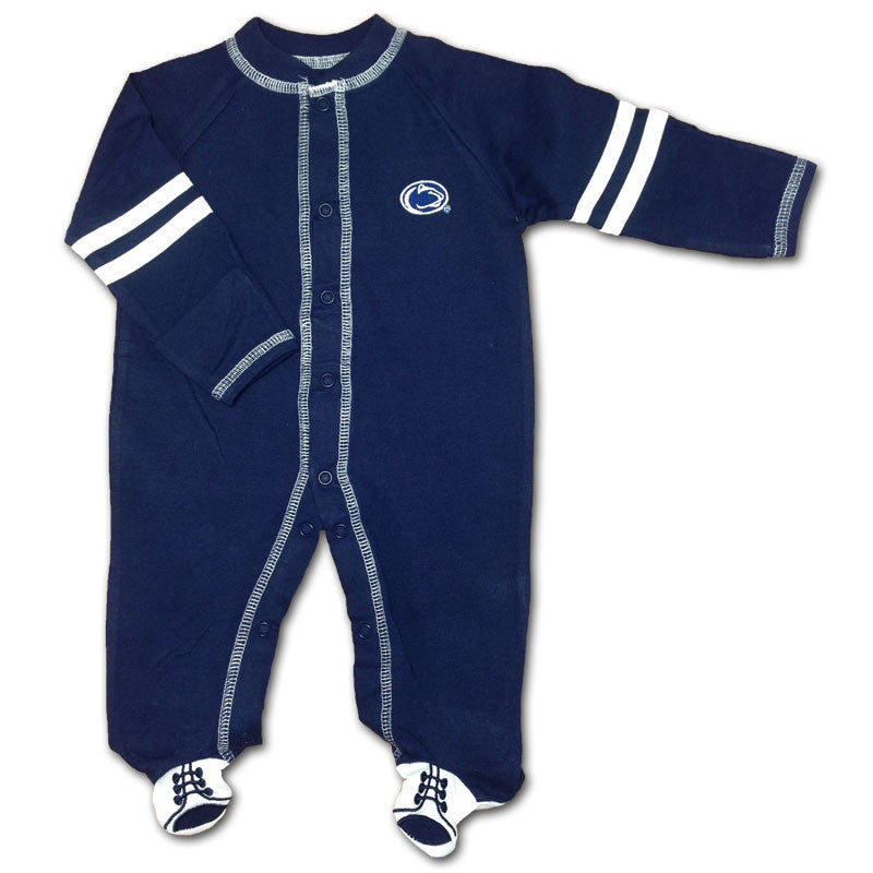 Penn State Sports Shoe Baby Sleeper