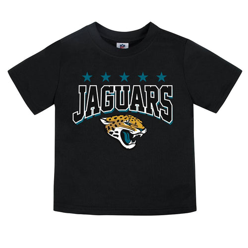 Jaguars Toddler Boy Short Sleeve Tee