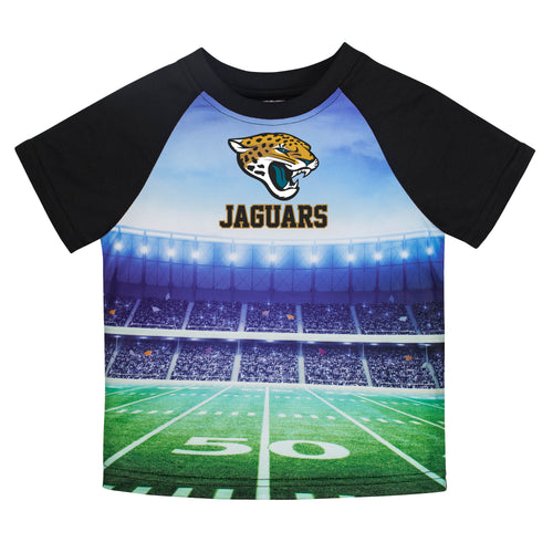 Jaguars Short Sleeve Stadium Tee