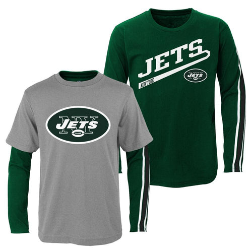 Jets Fan Toddler T-Shirts Combo Pack