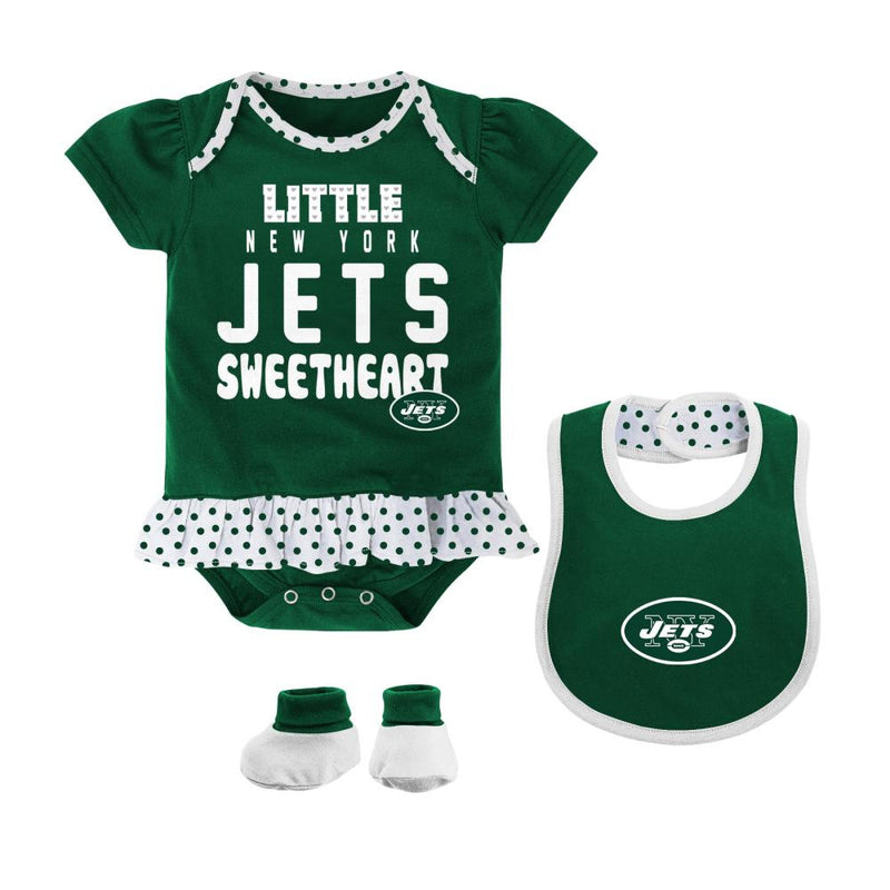 New York Jets Little Sweetheart