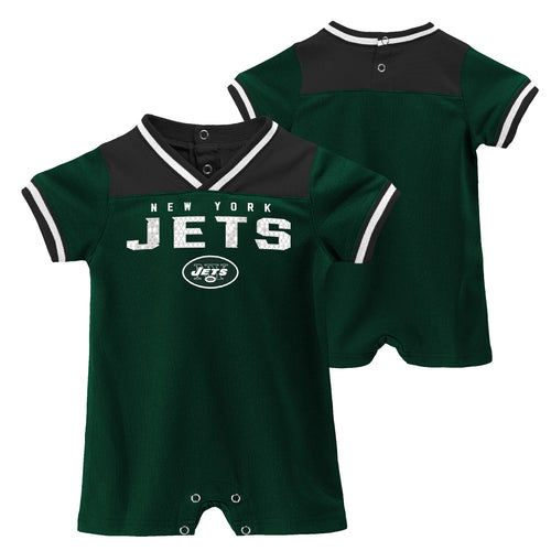 separation shoes bf749 a9694 NFL Infant Clothing – New York Jets Baby Apparel – babyfans