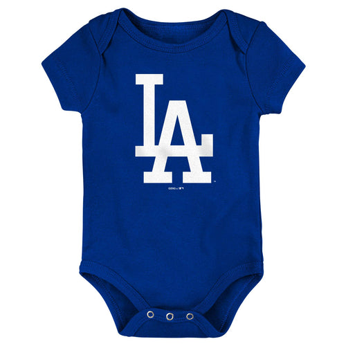 Dodgers Team Logo Bodysuit