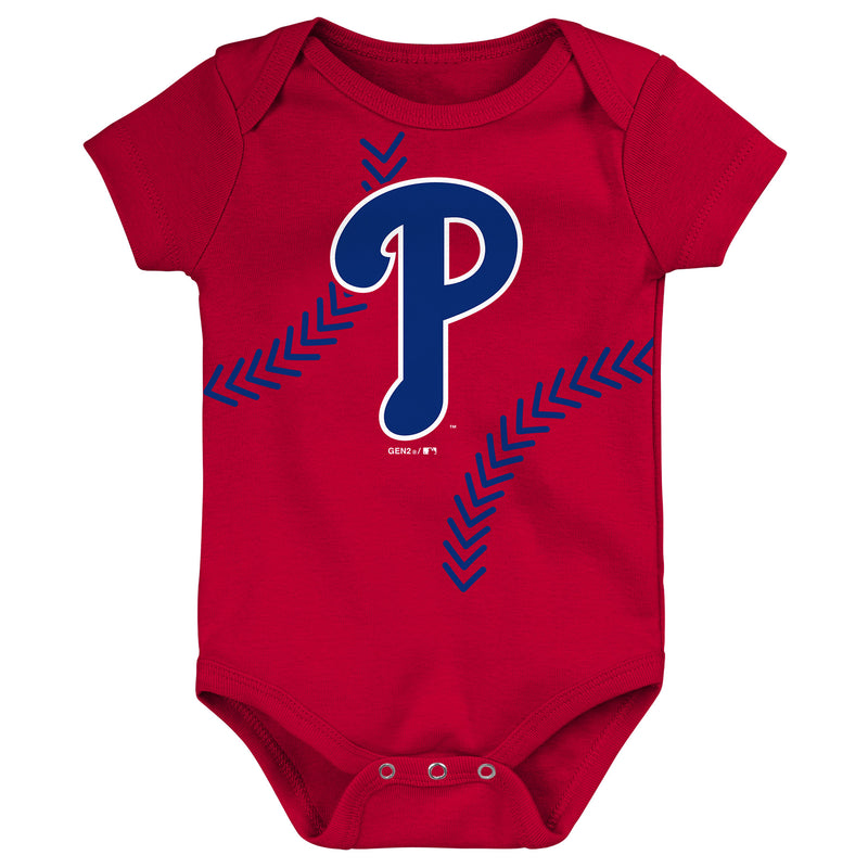 Phillies Infant Bodysuit