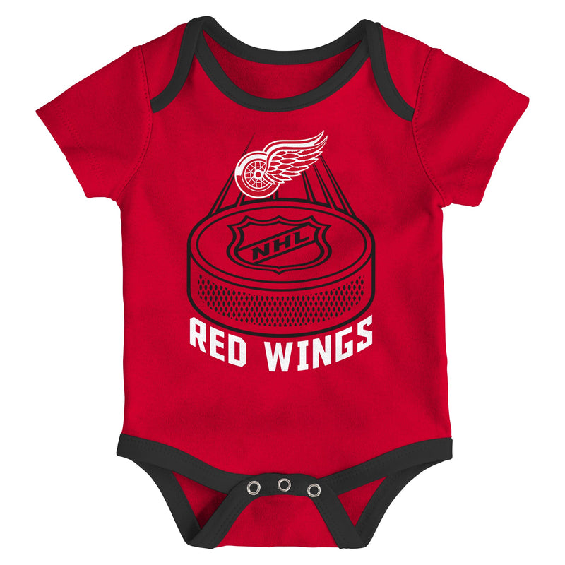 Red Wings Infant Team Bodysuit