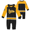 Bruins Long Sleeve Coverall