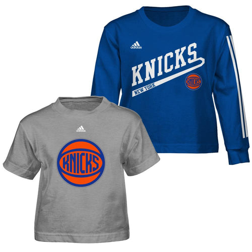 Knicks Fan Toddler T-Shirts Combo Pack