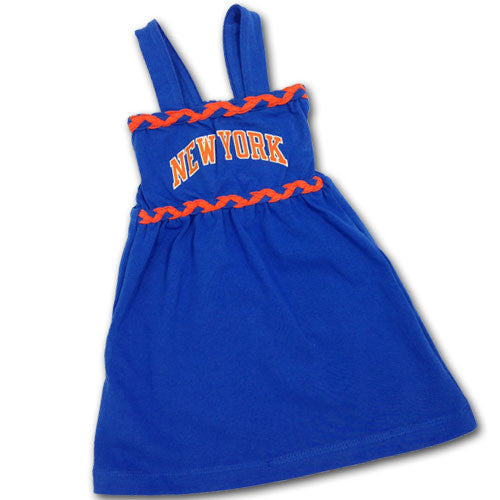Knicks Baby Dress