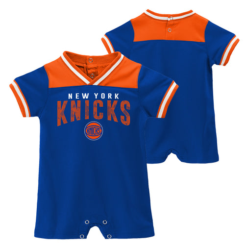 Knicks Baby Ultimate Fan Romper