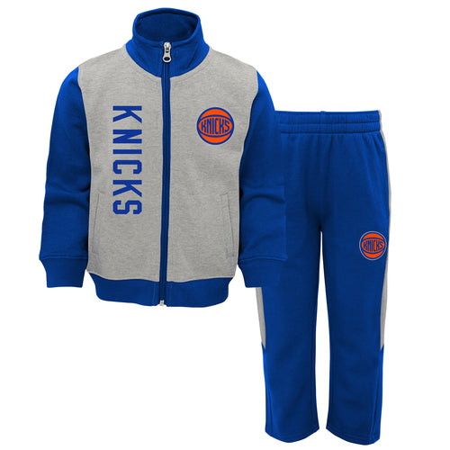 Knicks On the Line Fleece Set