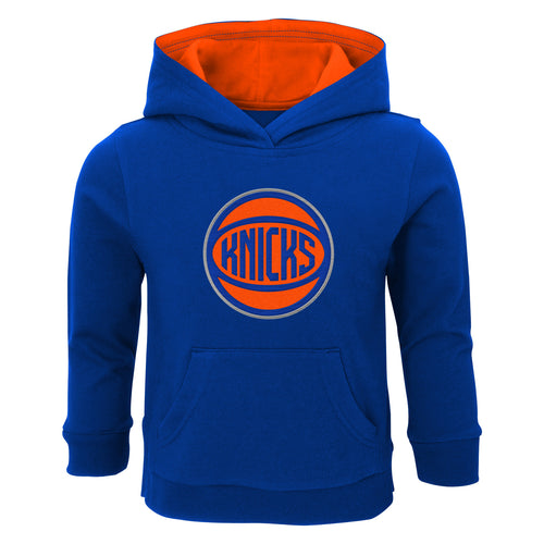 Knicks Pullover Sweatshirt with Hood