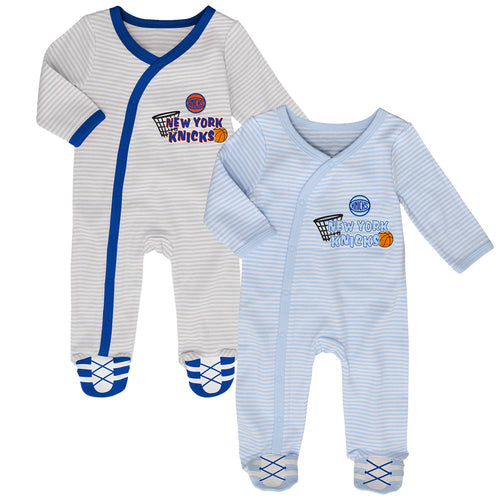 Knicks Classic Infant Gameday Coveralls