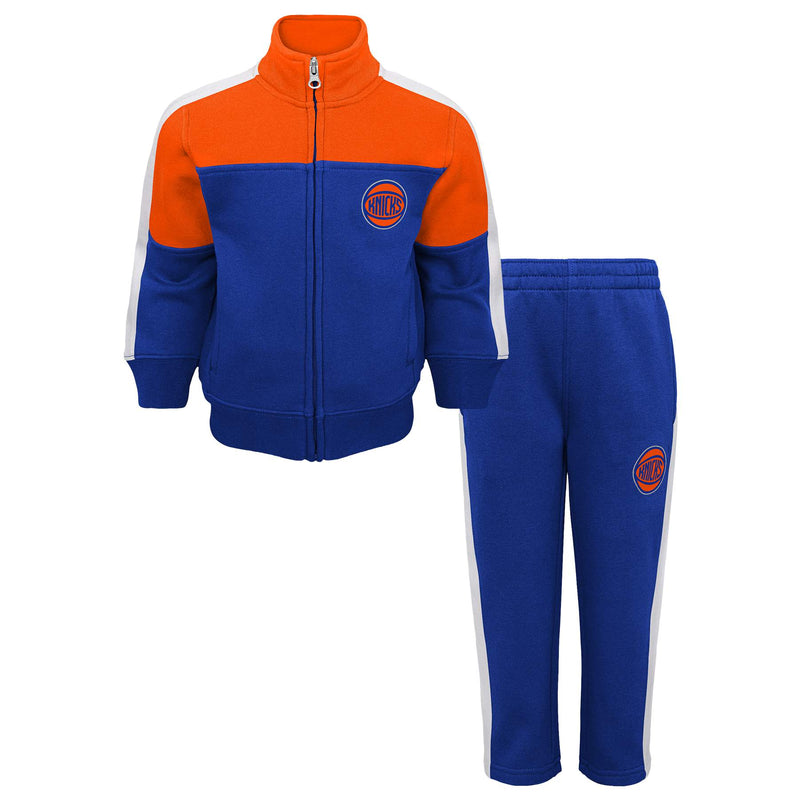 Knicks Rebound Jacket and Pants Set