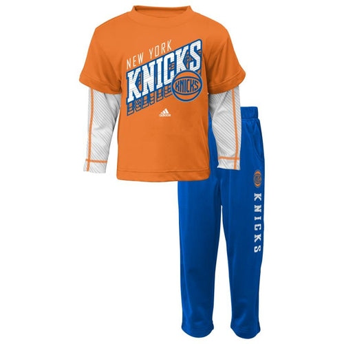 Knicks Toddler Outfit