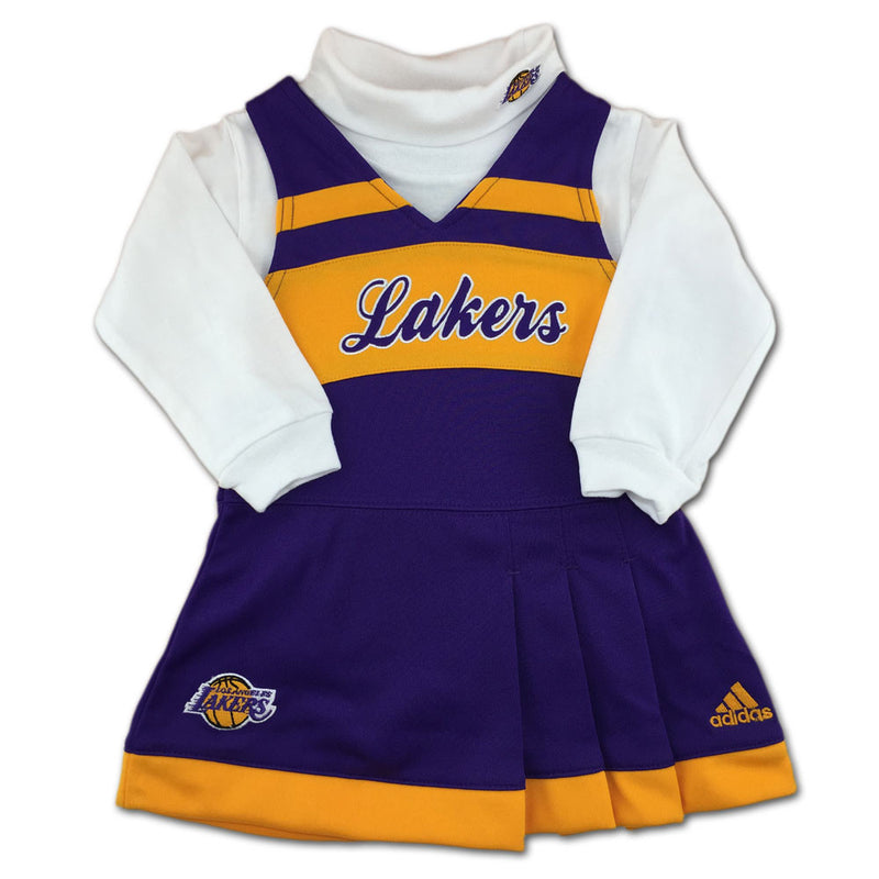 Los Angeles Lakers Cheerleader Dress