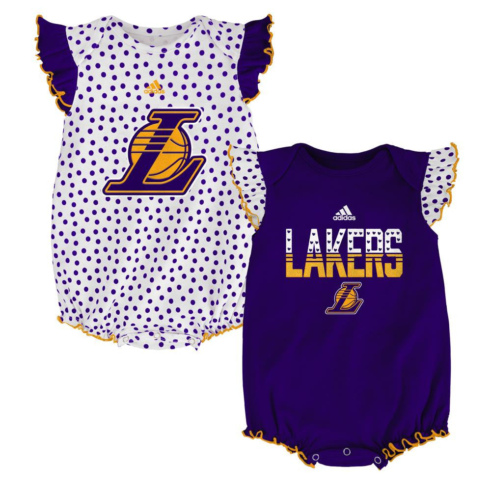 bfedc68920f Lakers Baby Girl Dotty Duo – babyfans