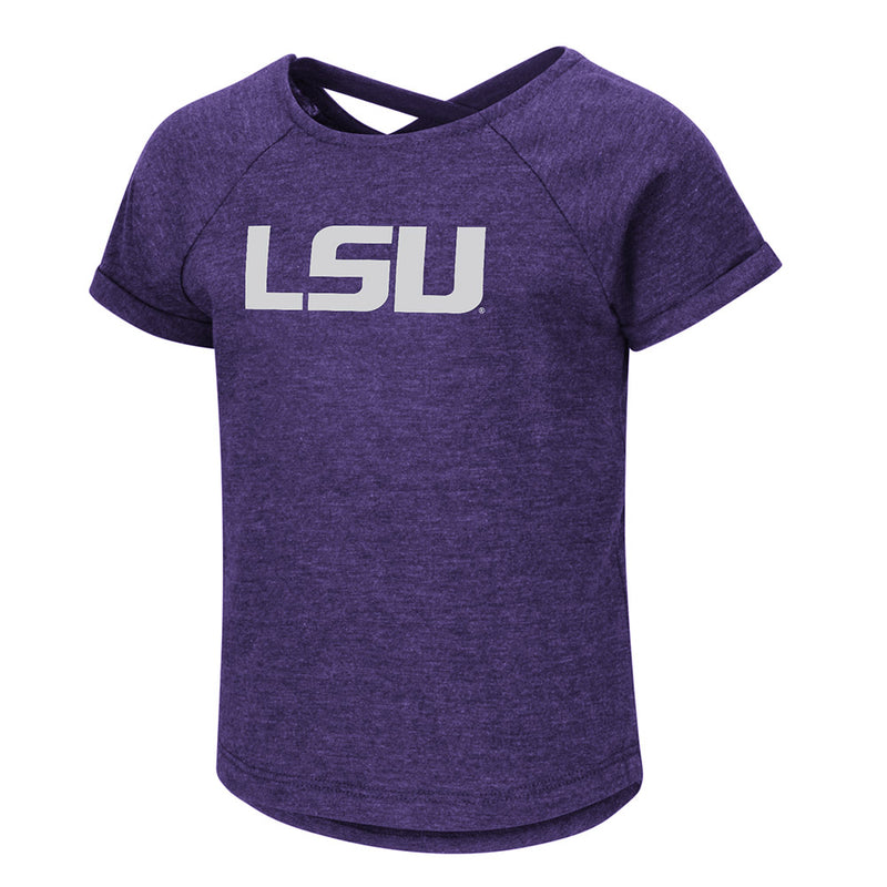 LSU Girl Team Spirit Tee