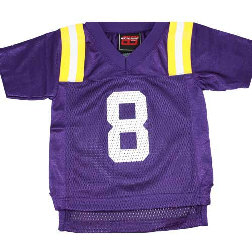 LSU Authentic Kids Jersey