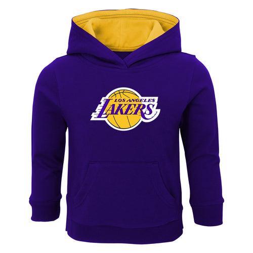 Lakers Pullover Sweatshirt with Hood