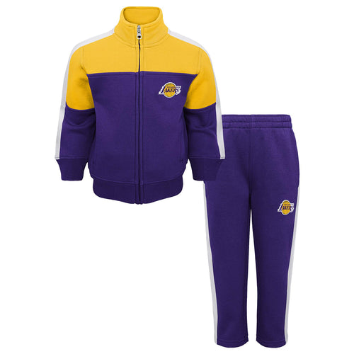 Lakers Rebound Jacket and Pants Set