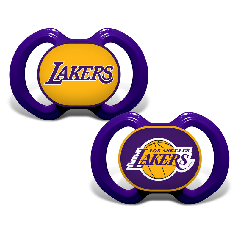 Los Angeles Lakers Variety Pacifiers