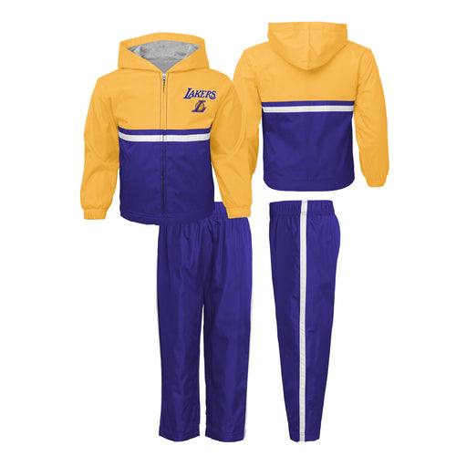Los Angeles Lakers Wind Suit