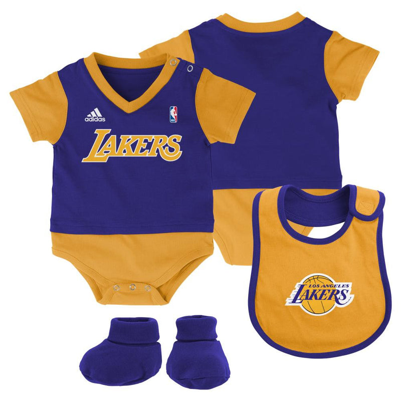Lakers Baby Jersey Outfit
