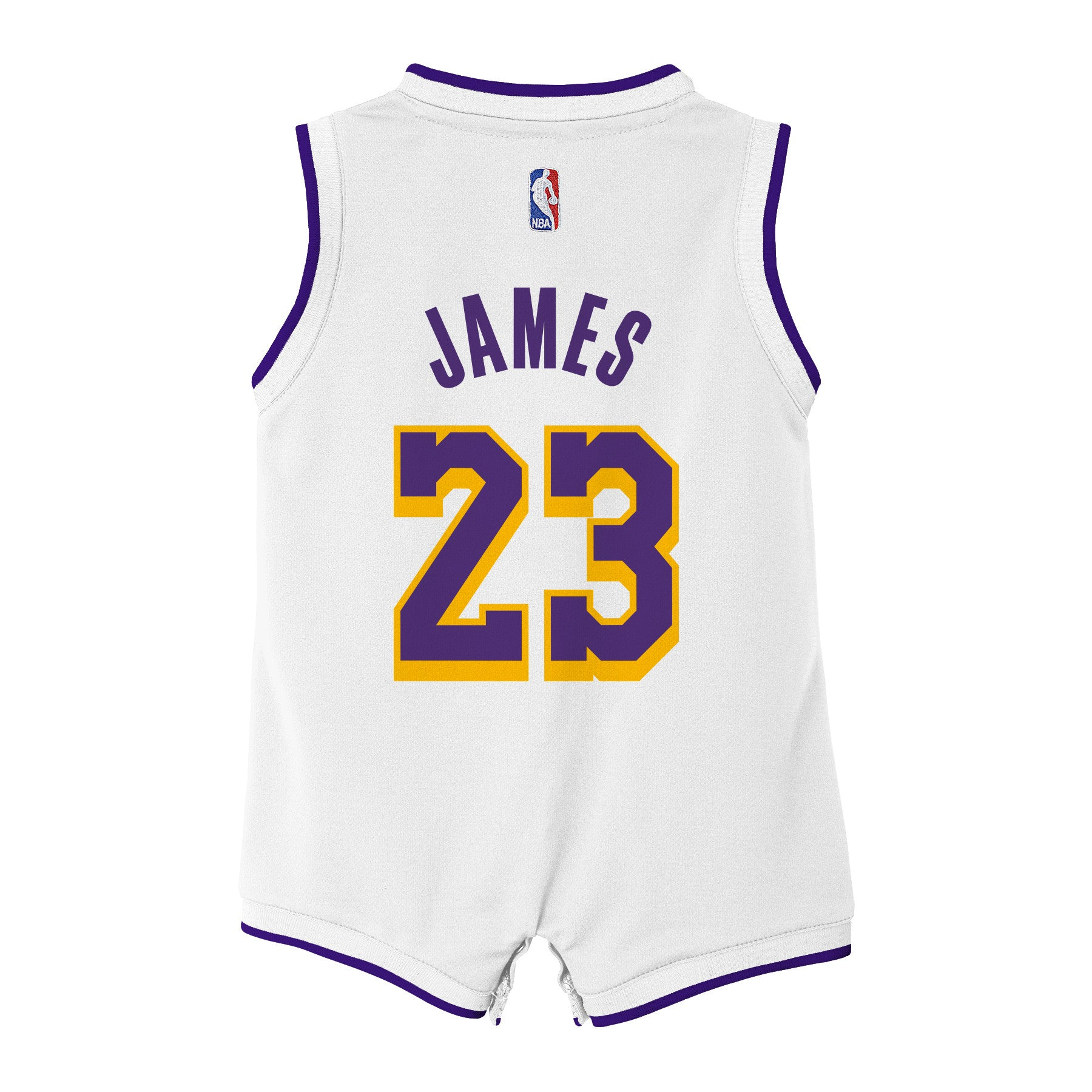 size 40 9cfff e78b8 LeBron James Infant Jersey Romper