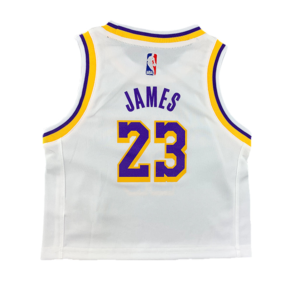 save off def49 ca1f0 LeBron James Toddler Replica Jersey