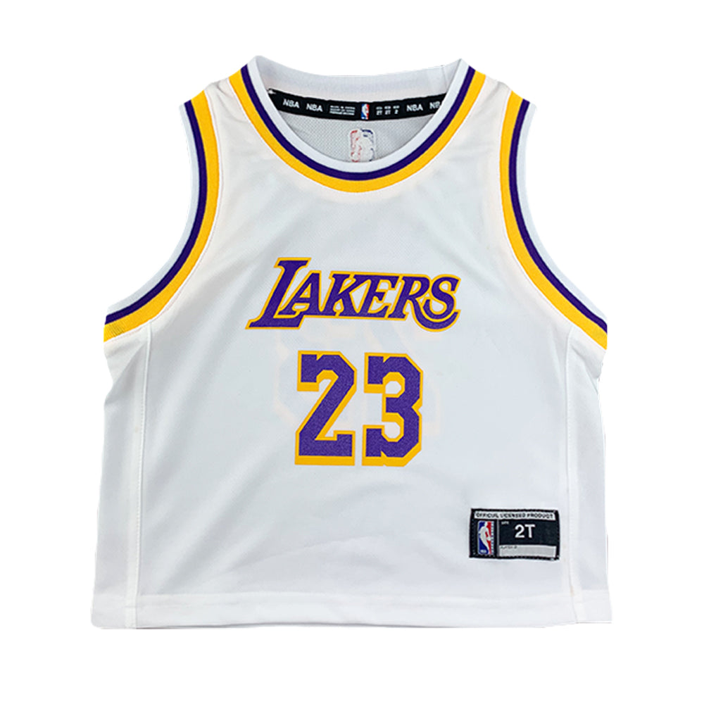 LeBron James Toddler Replica Jersey – babyfans 1fb6a928c316