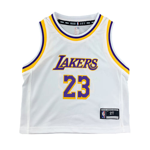 LeBron James Toddler Replica Jersey