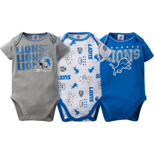 Detroit Lions Baby Clothing and Lions