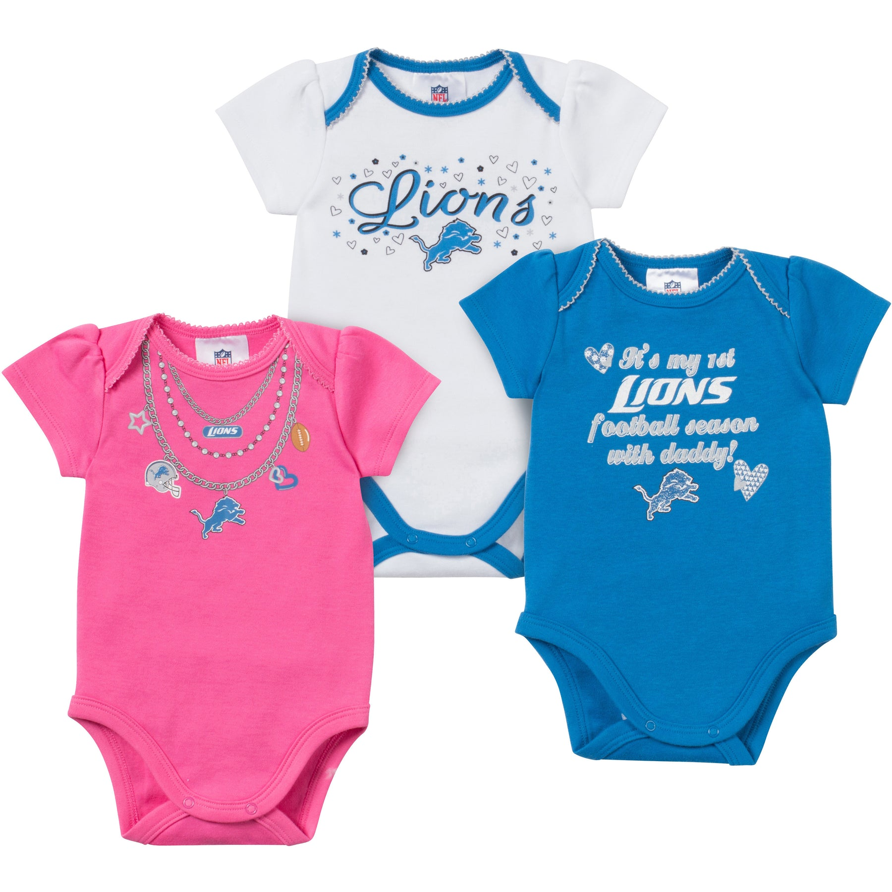 Detroit Lions Baby Clothing and Lions Infant Gear – babyfans